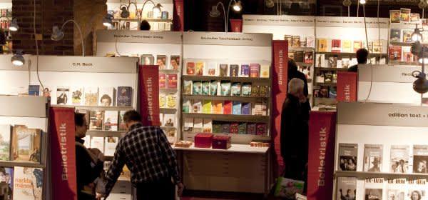 Münchner Bücherschau im Gasteig