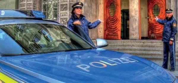Tag der offenen Tür bei der Polizei