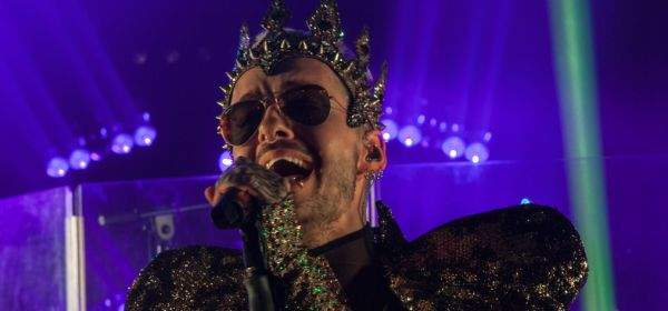 Tokio Hotel: Bill Kaulitz singt live
