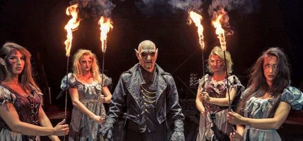 Nosferatu im Zirkus des Horrors