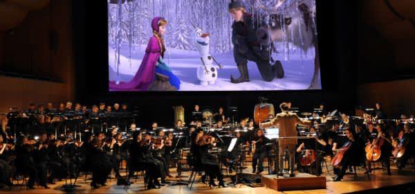Die Eiskönigin live in concert