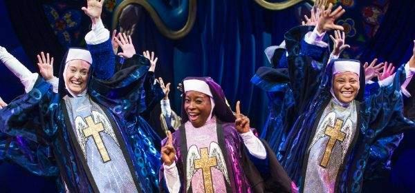 Das Broadway-Musical Sister Act