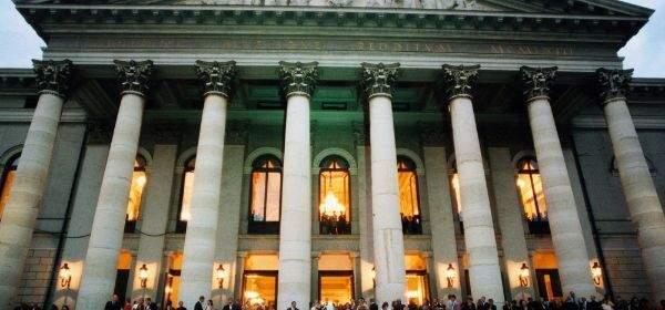 Nationaltheater Bayerische Staatsoper München