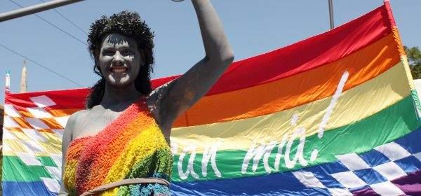 Gay series crossing the line