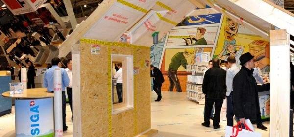 Die Messe Bau in München ist die Weltleitmesse für Architektur, Materialien und Systeme.