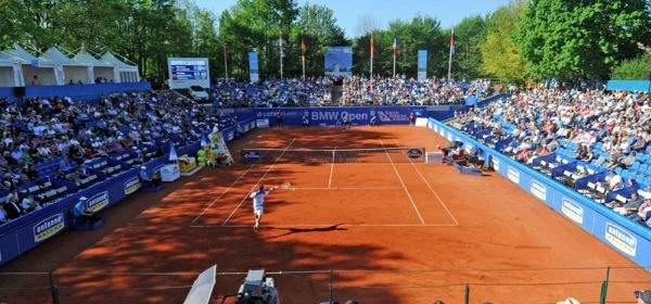 Tennisplatz BMW Open