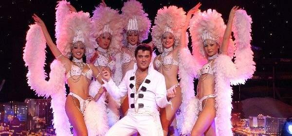 Impressionen zum Elvis-Musical.