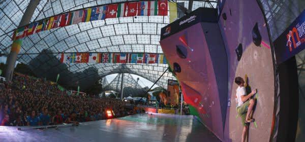 Boulder Weltcup 2015