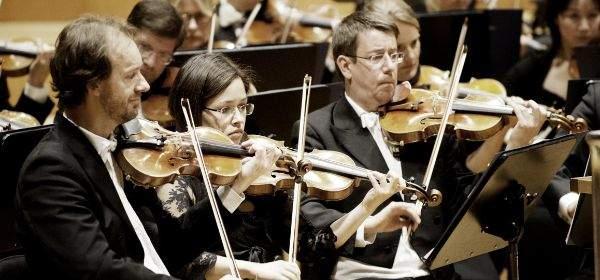 Die Münchner Philharmoniker.