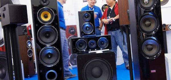Auf der Leitmesse für Unterhaltungselektronik High End im MOC München werden neue Trends vorgestellt.