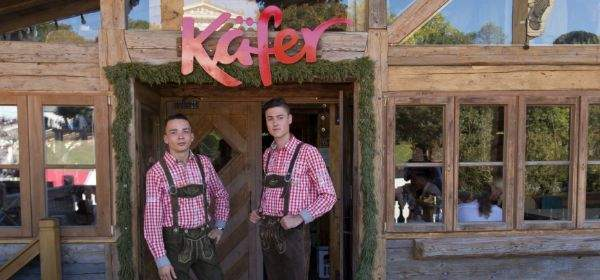 Käfer-Wiesnschänke auf dem Oktoberfest