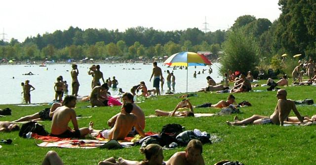 Badeseen München Lußsee - Das offizielle Stadtportal