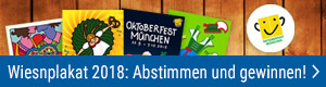 Oktoberfest-Plakatwettbewerb 2018