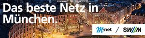 M-net - Mehr Highspeed für meine Heimat. Schnelles Glasfaser-Internet und Telefonieren.