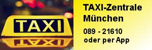 Taxi Zentrale München