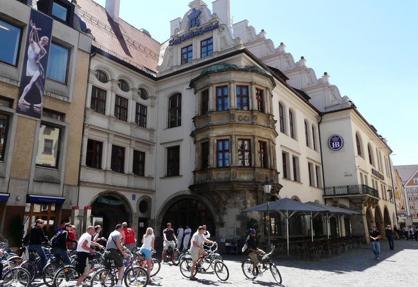 Hofbr Uhaus M Nchen Das Offizielle Stadtportal Von M Nchen