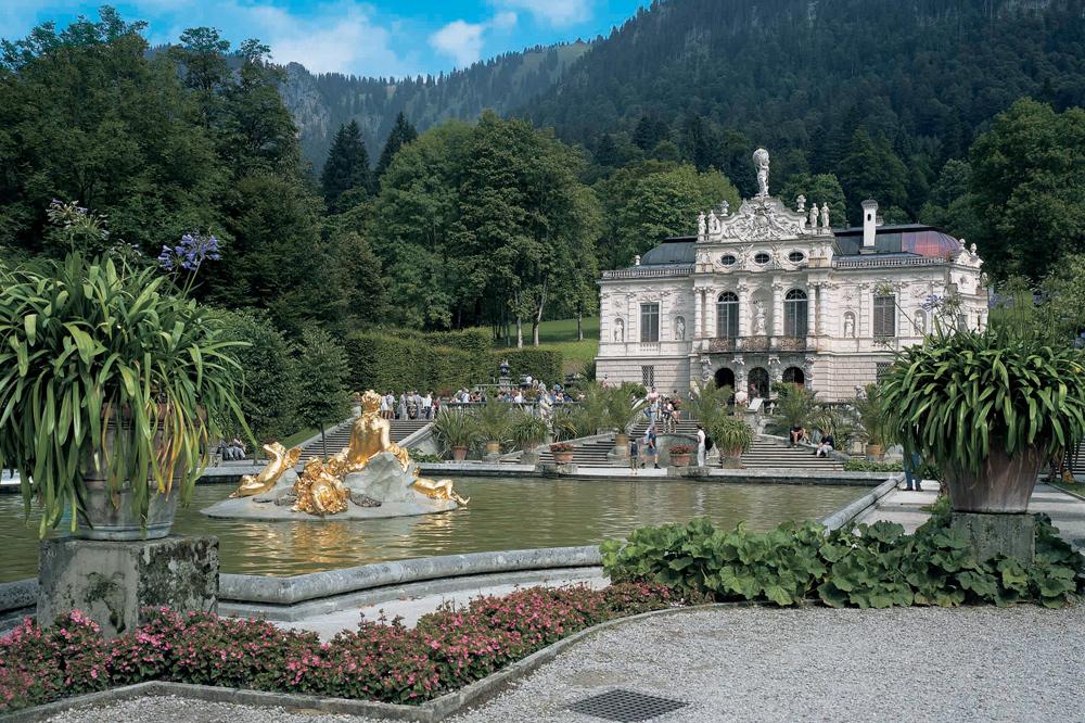 Schloss Linderhof Ettal - Das offizielle Stadtportal ...