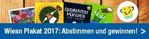 Oktoberfest Plakatwettbewerb 2017